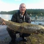 Jani Kiviniemi 7,5 kg 2012